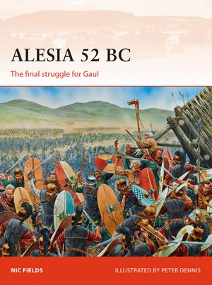 Alesia 52 BC The final struggle for Gaul