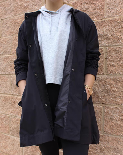 lululemon swing-trench-coat