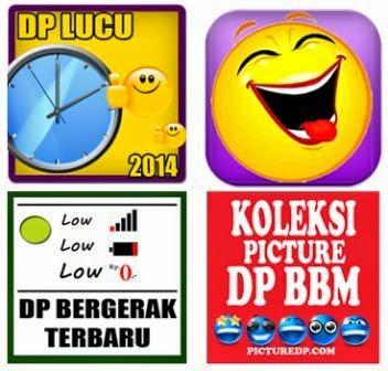 DP BBM Lucu di Aplikasi Android
