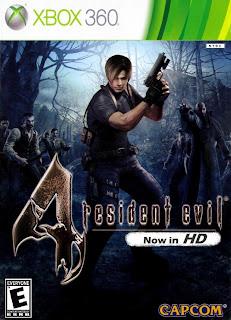 Resident Evil 4 HD (X-BOX360) 2011