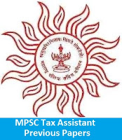 MPSC Tax Assistant Previous Papers