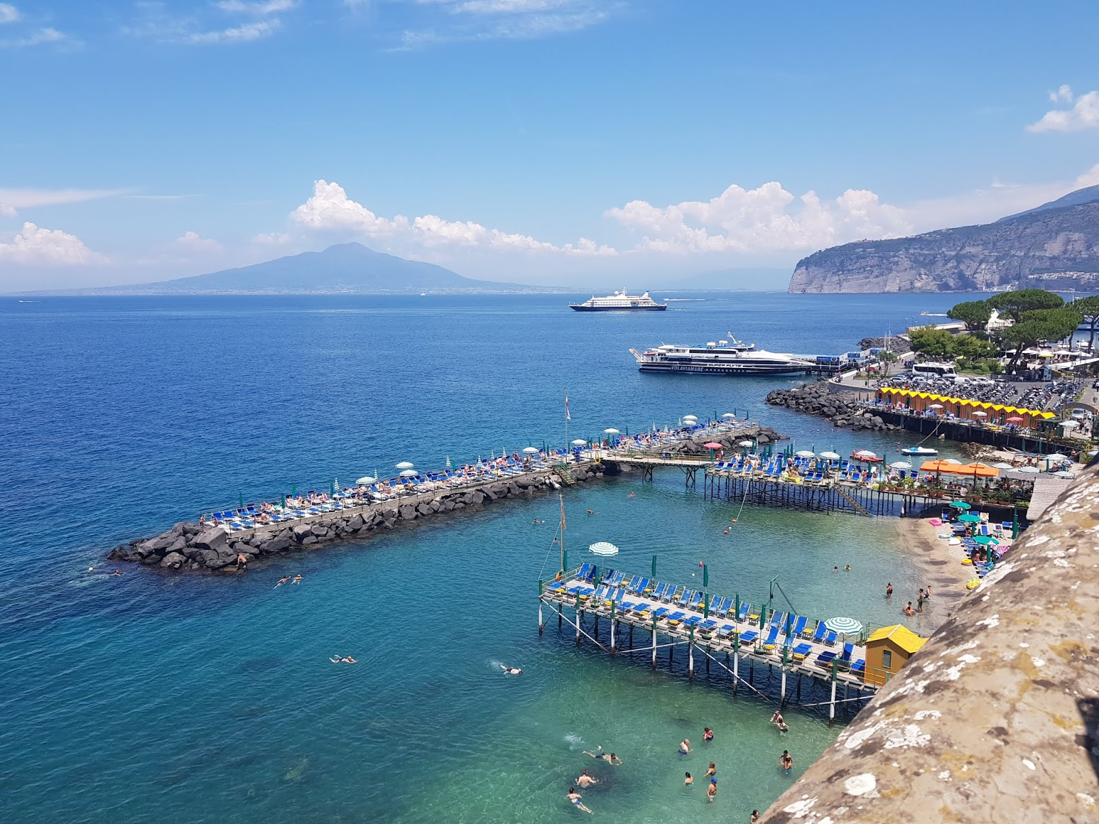 sorrento marinas visit sightseeing highlights