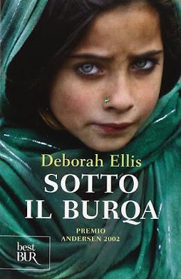 Sotto il burqa di Deborah Ellis