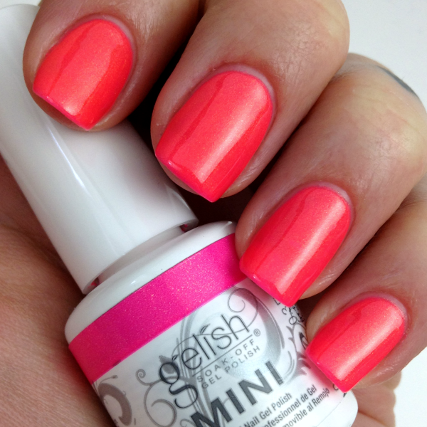 Street Cred-ible is a orange/yellow creme with no shimmer. This color ...
