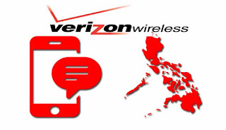 Call and Text Philippines using Verizon