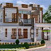 Decorative style modern 3172 sq-ft house