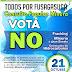#21OctFusaVotaNO: El regreso de las consultas populares