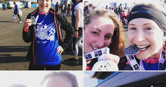 7 things I learnt from my first Half Marathon