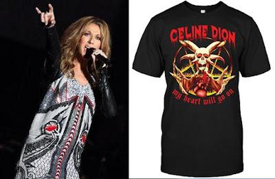 Celine Dion illuminati promueve agenda gay y el satanismo por el nuevo orden mundial #Katecon2006