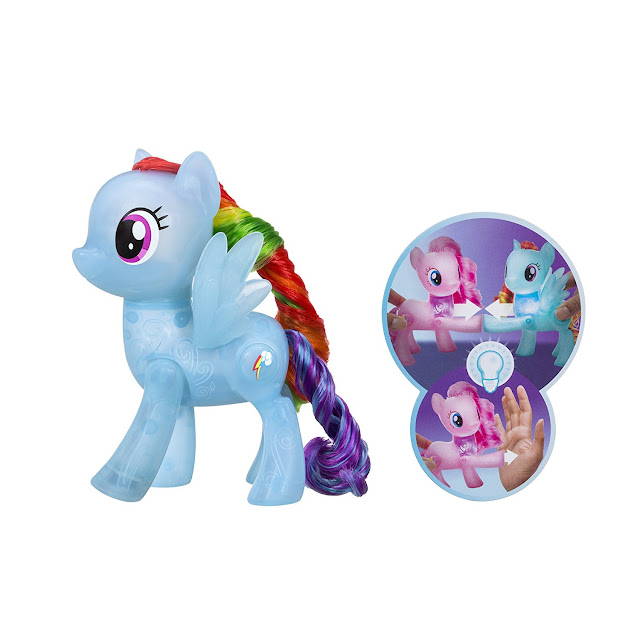 My Little Pony the Movie Pinkie Pie Shining Friends Brushable