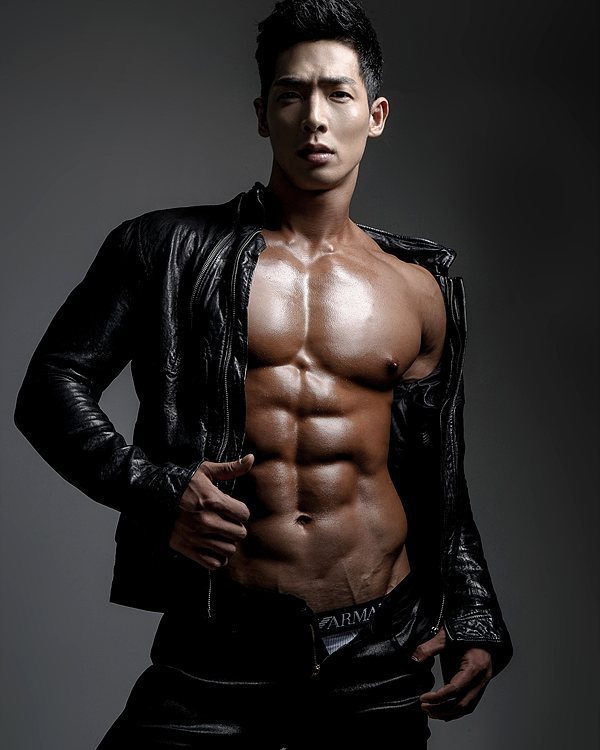 Asian muscle men picture — pic 13