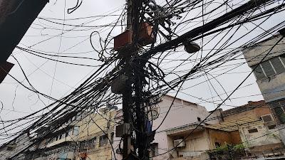 cavi elettrici in india