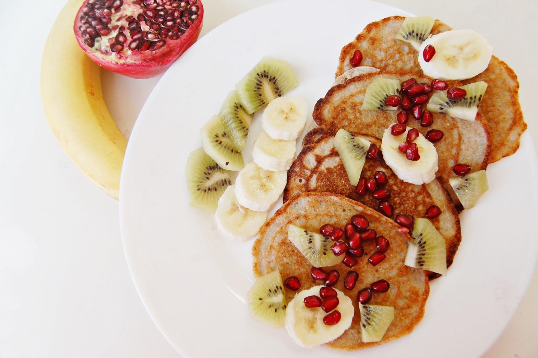 placuszki śniadanie