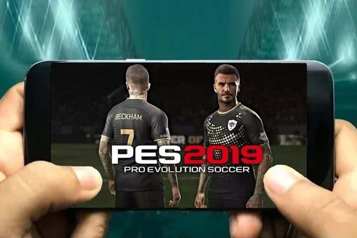 Cara Menautkan Akun PES 2019 Android ke ID Konami dan Google Play