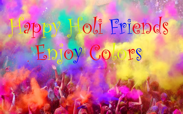 Happy Holi Images HD Wallpapers Free Download 3