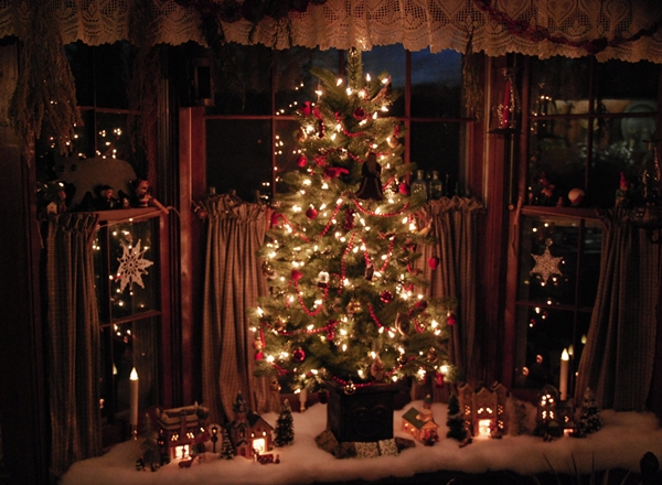 My Primitive Heart-Decorating Ideas & more: Christmas ...