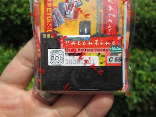 baterai Siemens jadul C55 valentine