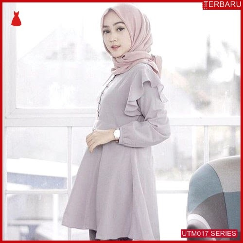 UTM017A48 Baju Azizah Muslim Atasan UTM017A48 011 | Terbaru BMGShop