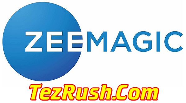 Zee Magic TV Channel Logo TezRush 2018
