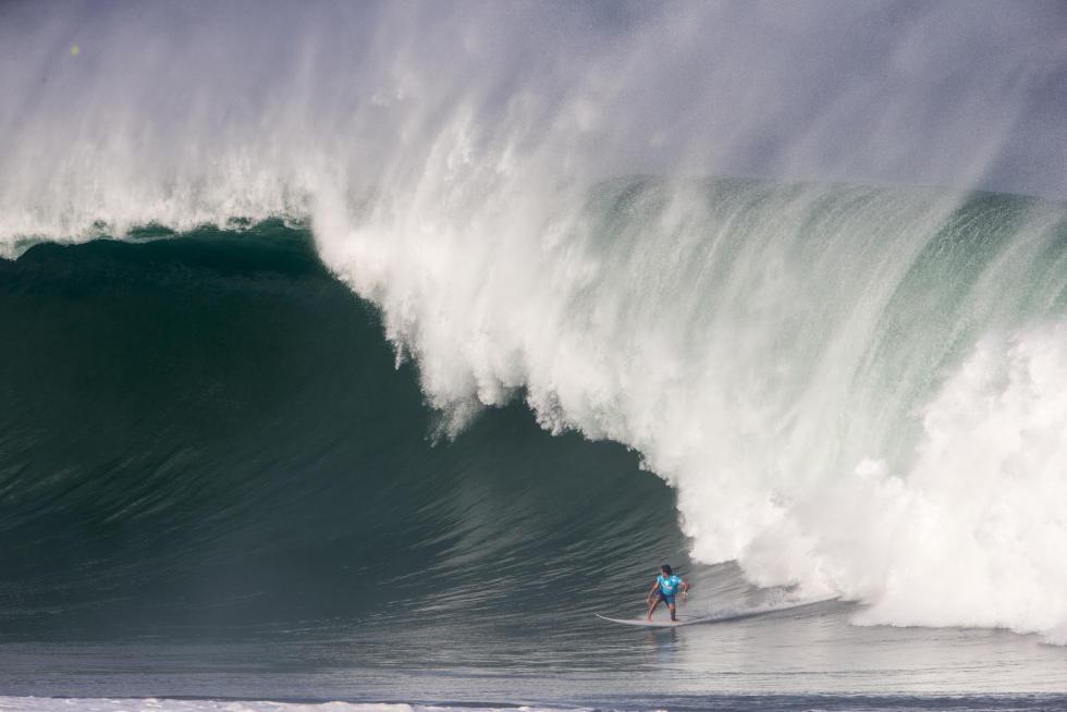 9 Pedro Calado Puerto Escondido Challenge fotos wsl Lucano Hinkle