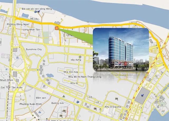 Chung cư Tây Hồ River View – Phú Thượng, Tây Hồ