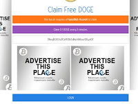 Faucet Doge Terbesar dari claimfreedoge