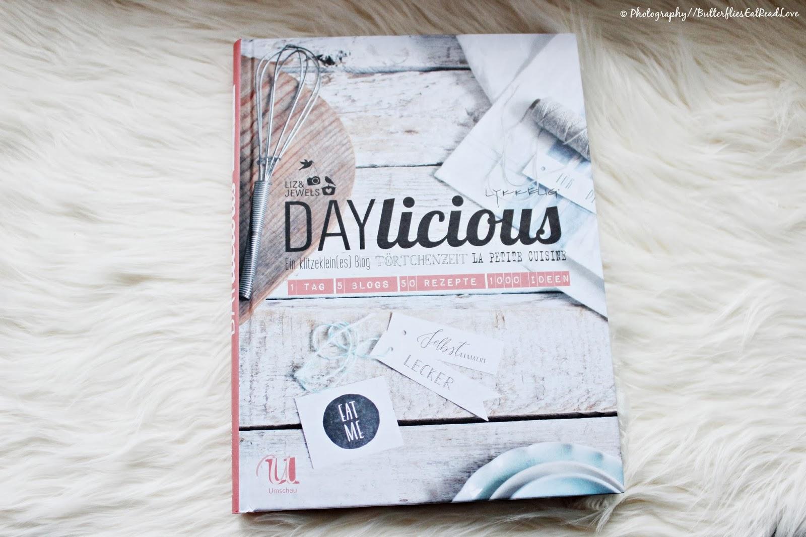 ButterfliesEatReadLove: [Review] DAYlicious: 1 Tag, 5 Blogs ...