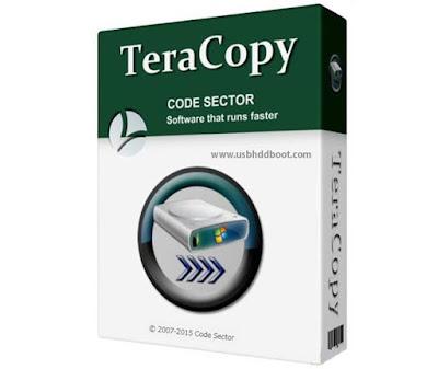 TeraCopy Pro 3.0 RC Full - Phần mềm tăng tốc copy file