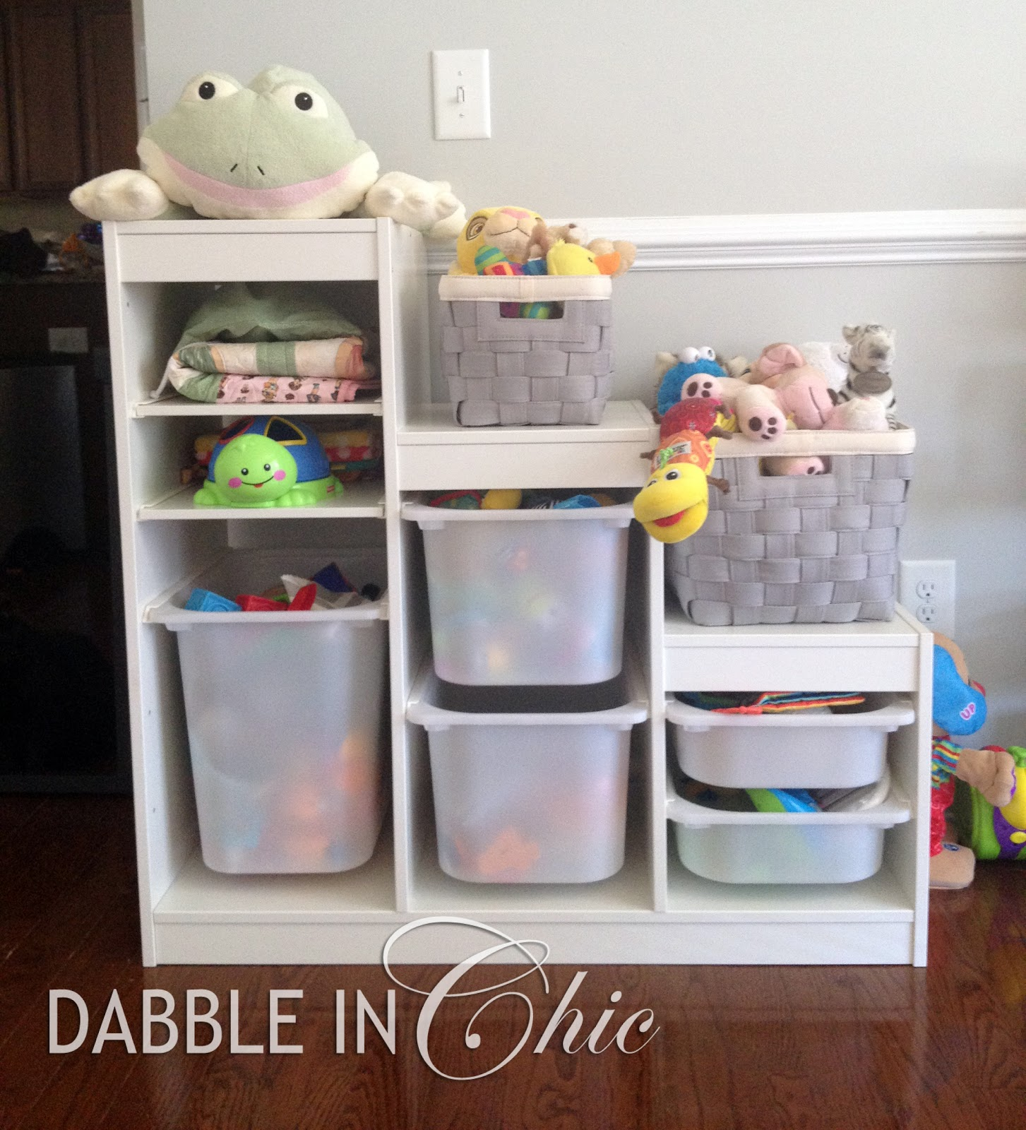 Ikea Toy Storage Dabble In Chic
