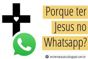 Jesus no WhatsApp