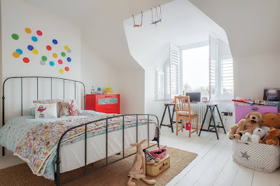 Want Some Simple Ideas for an Easy Kid's Room Upgrade? We Thought So.
