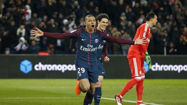 Clasico: Le Paris Saint-Germain atomise l'Olympique Marseille (Vidéo)