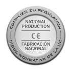 sello fabricación nacional carpas tarragona