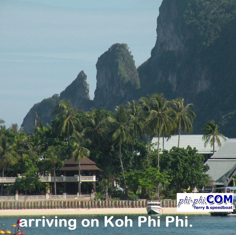 Long Beach Koh Phi Phi: RussellAbroad.. A Wondering Soul.: Where Should I Stay On
