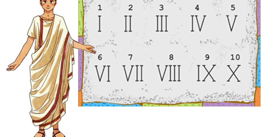 римский цифры картинки ничего
