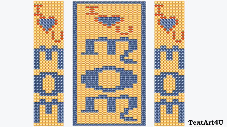 Cool Ascii Text Art 4 U-5545