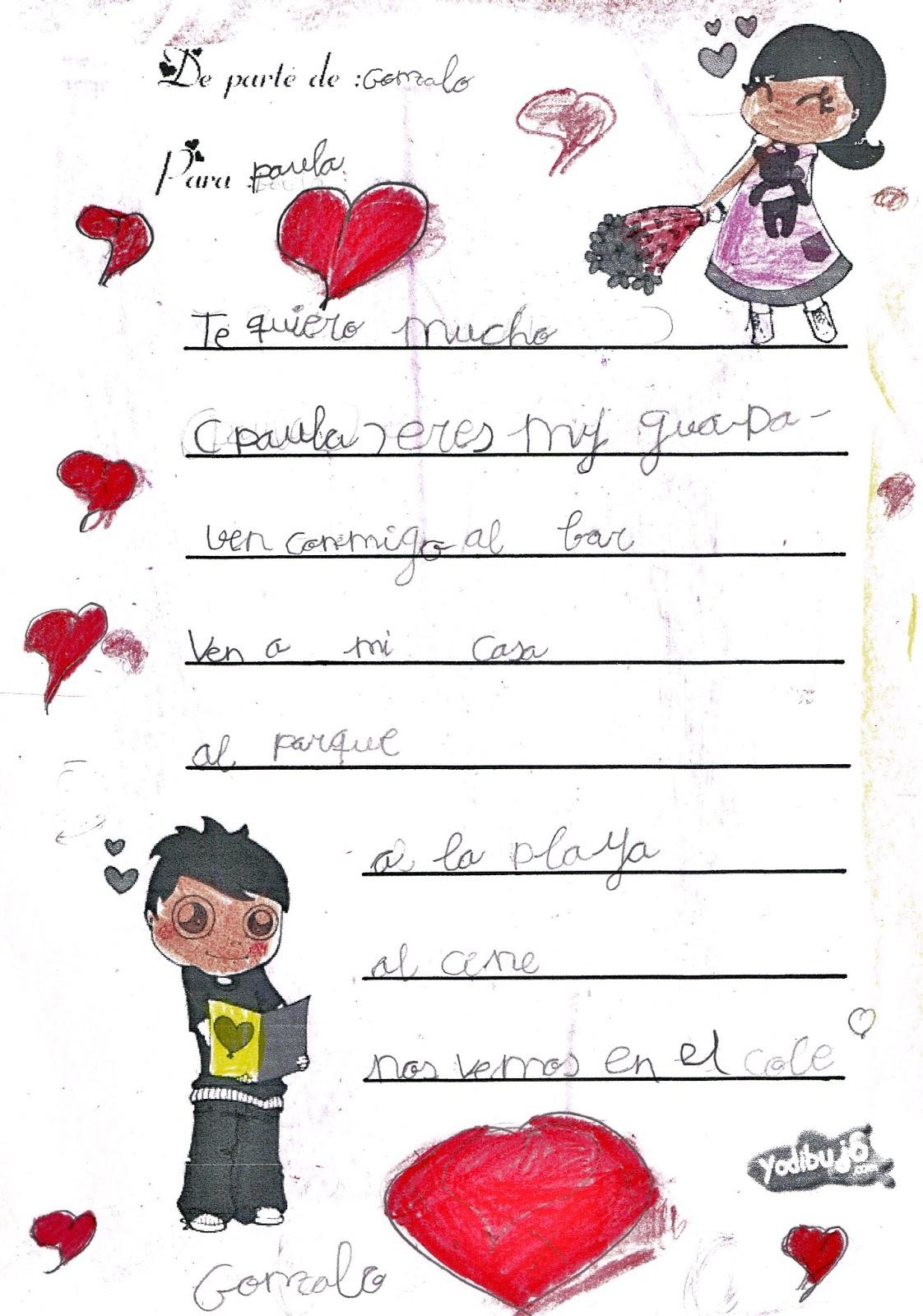 Plantilla Carta De Amor Word Djdareve Com