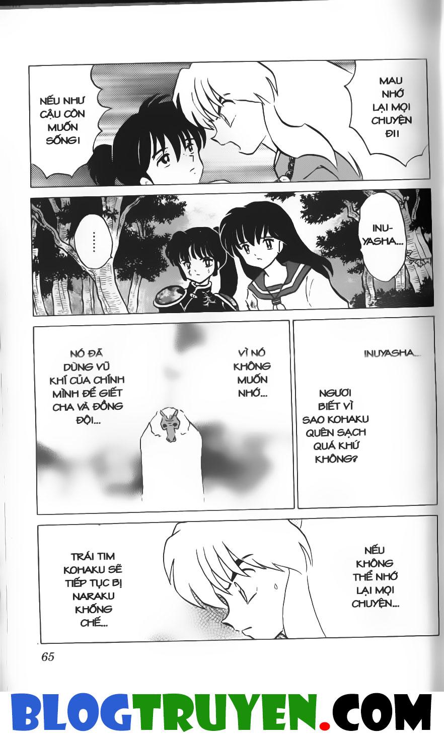 Inuyasha vol 19.4 trang 8