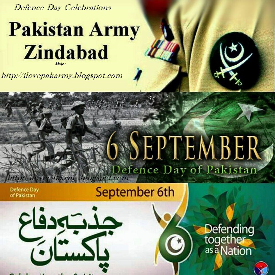 Happy Defence Day 6 September Quotes: PAKISTAN ARMY ZINDABAD