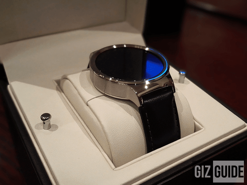 Huawei Watch Unboxing And Impressions: The Smartwatch To Rule Them All?