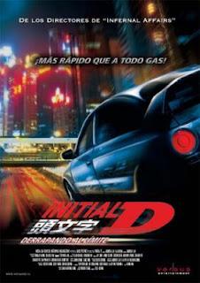 Initial D. Derrapando al límite(Tau man ji D (Initial D: Drift Racer))