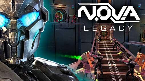 N.O.V.A. Legacy APK MOD DOWNLOAD