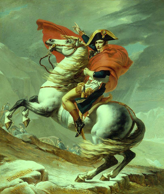 Napoleão Bonaparte travou uma guerra por maconha em 1812