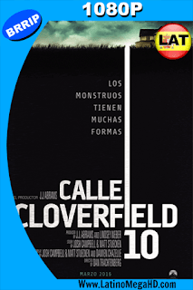 Avenida Cloverfield 10 (2016) Latino HD 1080P - 2016