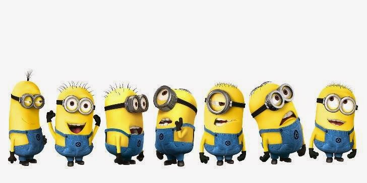 Happy Birthday Minion Style