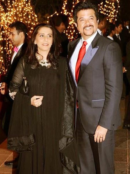 Anil Kapoor Wife Sunita Kapoor