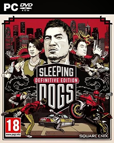 Sleeping Dogs Definitive Edition PC Descargar Cover Caratula