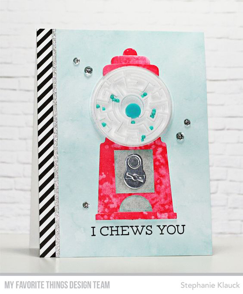 Handmade. are from Stephanie Klauck featuring products from My Favorite Things #mftstamps