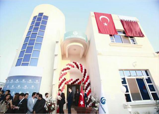 منحة ممولة بالكامل لدراسة اللغة التركية مقدمة من معهد يونس إمرة الثقافي بتركيا