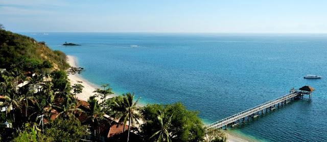 pantai bangko banko lombok, wisata lombok